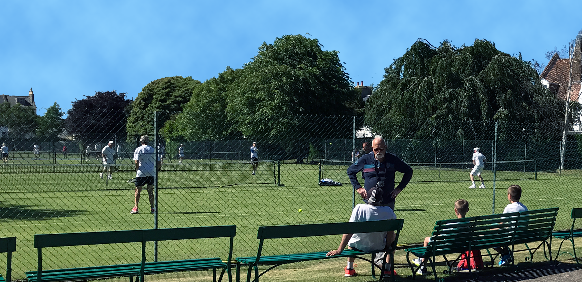 Walmer Lawn Tennis & Croquet Club